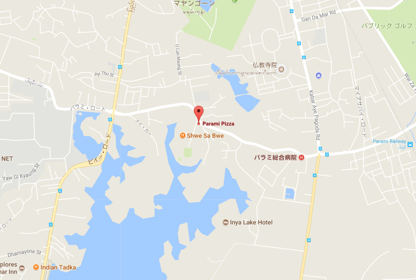 ミャンマー(ヤンゴン)の美味しいお店まとめ。迷ったらココに行け!個人的にいいと思ったおすすめのお店5選!
