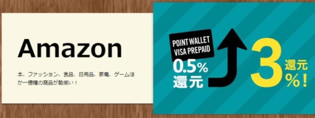 これはヤバい!Amazonの買物で3%還元!更に還元率が高くなる方法、裏ワザを紹介!